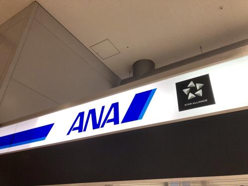 ANAカウンター