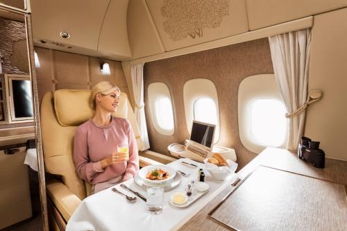 エミレーツ航空の新型B777