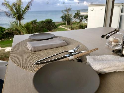 ラフ SUI ラグジュアリーコレクションホテル沖縄宮古の朝食