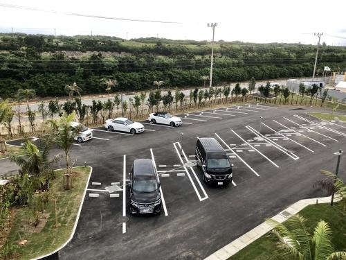 イラフ SUI ラグジュアリーコレクションホテル沖縄宮古駐車場レンタカー