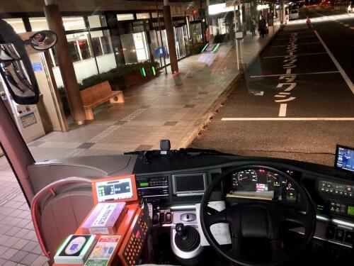 岡山空港バスのsuicaとpasmo