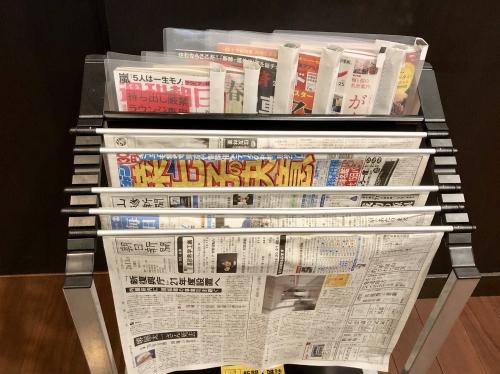 岡山空港カードラウンジ
