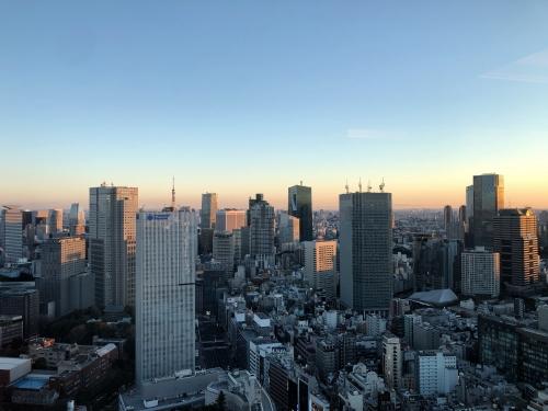プリンスギャラリー東京紀尾井町ラウンジ