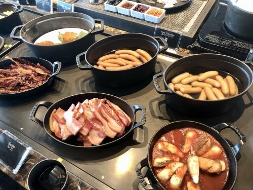 プリンスギャラリー紀尾井町朝食