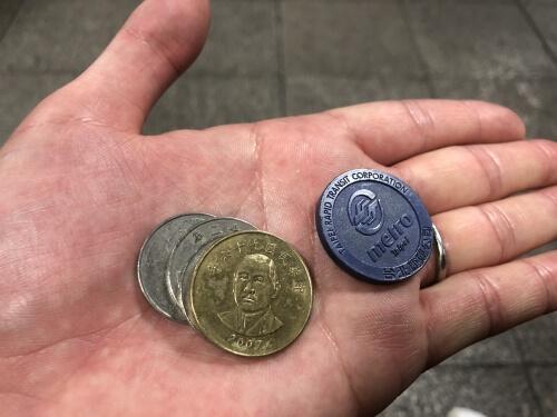 台北MRT切符の買い方