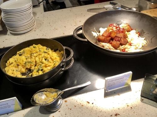 W台北の朝食