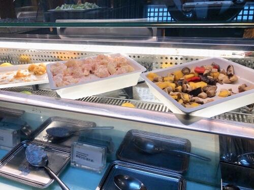 シェラトングランドホテル台北の朝食
