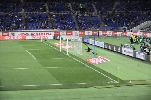 サッカー日本代表キリンチャレンジカップ