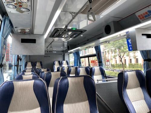台北965系統九份バス体験記