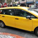 台北タクシー初乗り