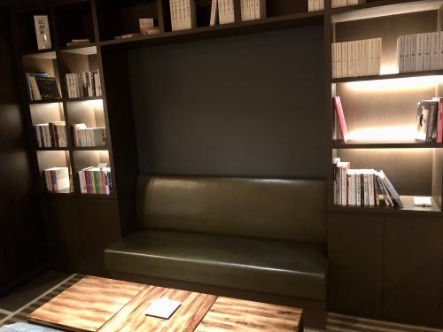 ロイヤルパークホテル高松のラウンジ