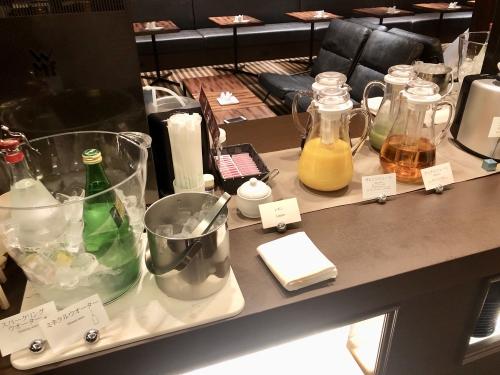 ロイヤルパークホテル高松ラウンジのティータイム