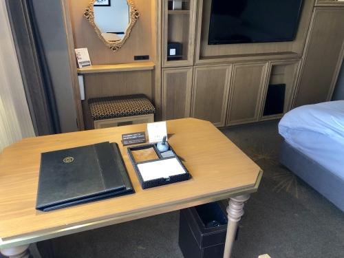 ロイヤルパークホテル高松のダブルルーム
