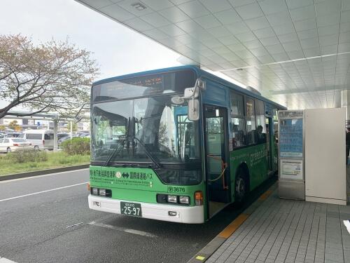 福岡空港からリムジンバス