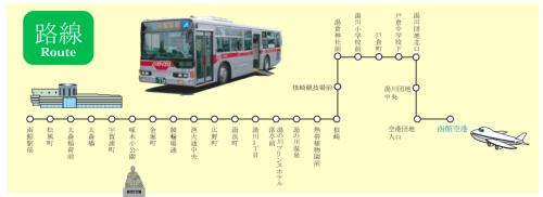 函館空港路線バス