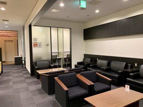 函館空港ラウンジA Spring