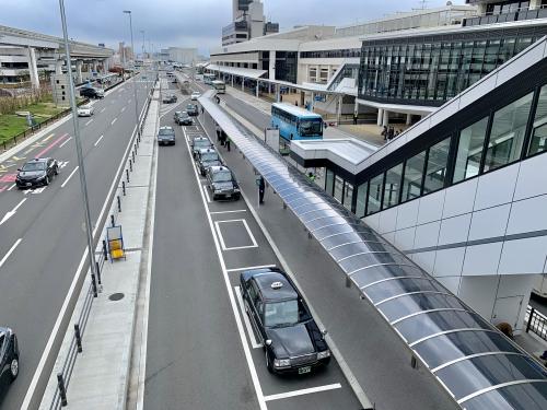 伊丹空港甲子園タクシー