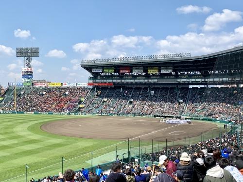 選抜高校野球観戦ブログ