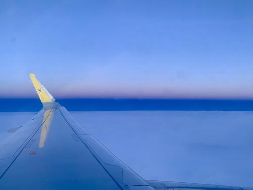 バニラエア JW954便のラストフライト