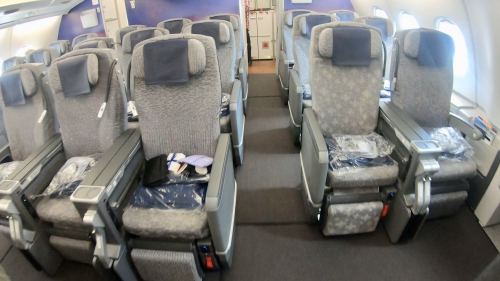 ANA A380プレミアムエコノミー搭乗記