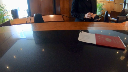 フランクフルト空港のLuxx lounge