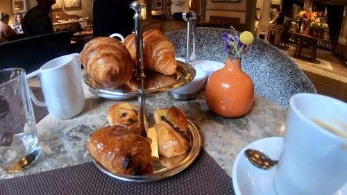 シルクロ グランビア・オートグラフコレクションの朝食