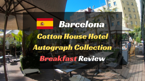 Cotton House Hotel, Autograph Collection朝食