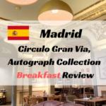 シルクロ グランビア・オートグラフコレクションの朝食ブログ