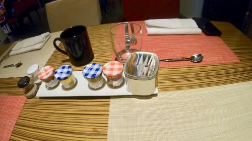 ルメリディアンバルセロナ朝食