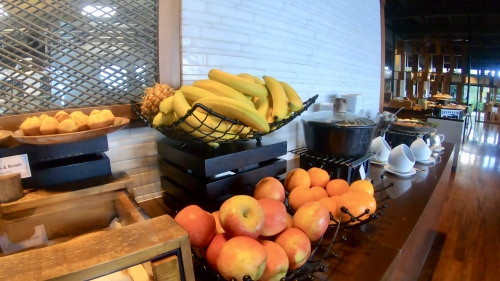 マウナケア ビーチホテル オートグラフコレクション(Maunakea Beach Hotel, Autograph Collection)朝食