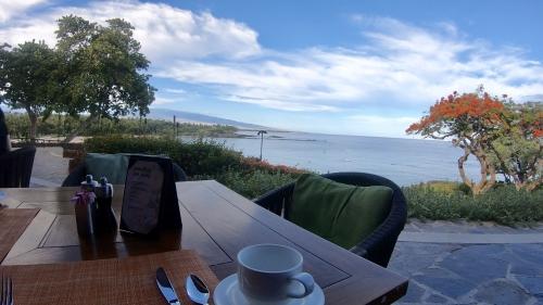 マウナケアビーチホテル朝食
