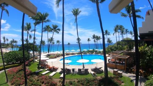 マウナケアビーチホテルビーチフロントスイート