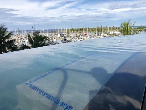 プリンスワイキキ(Prince Waikiki)のプール