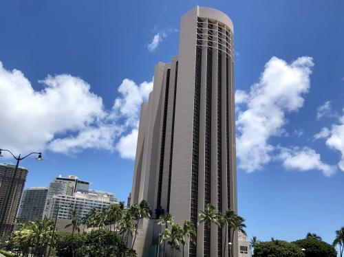 プリンスワイキキ(Prince Waikiki)の外観