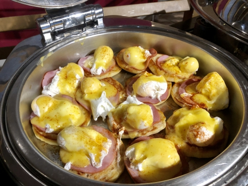 シェラトンプリンセスカイウラニの朝食
