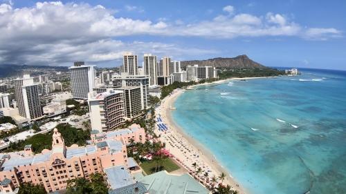 シェラトンワイキキ(Sheraton Waikiki)眺望