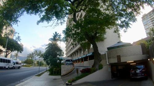 ワイキキサンドヴィラホテル(Waikiki Sand Villa Hotel)