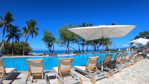ウェスティン ハプナビーチリゾート(The Westin Hapuna Beach Resort)