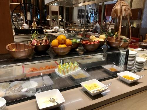 シェラトンサイゴンホテルホーチミンの朝食