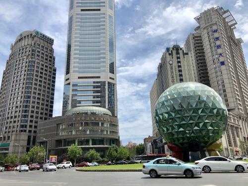 インターコンチネンタル大連(InterContinental Hotel Dalian)