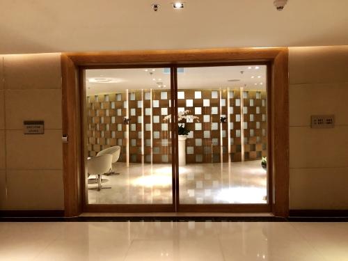 JWマリオットホテル ハノイのラウンジ