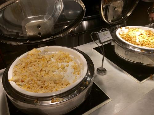 アロフト大連の朝食