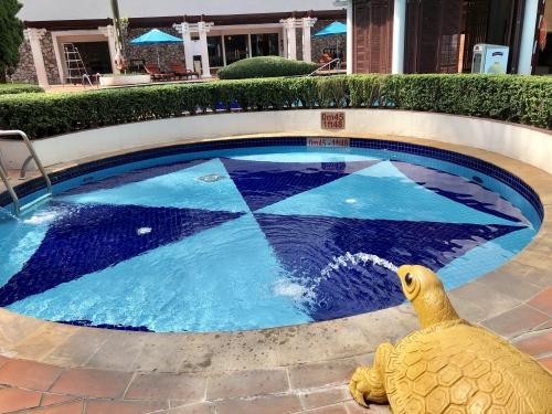 シェラトンハノイのプール