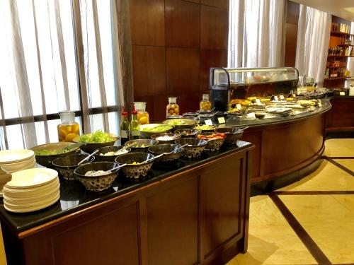シェラトンハノイの朝食会場