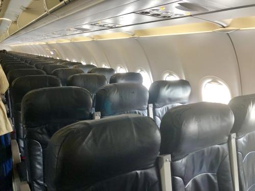 バニラエアJW106便ラストフライト