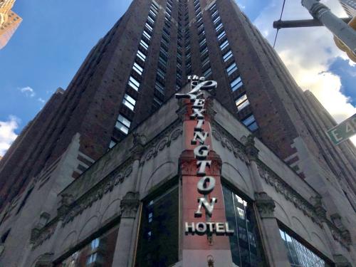 レキシントンホテルニューヨーク