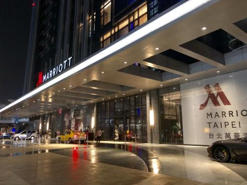 マリオット台北