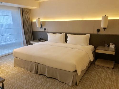 台北マリオットホテルのブリリアントスイート