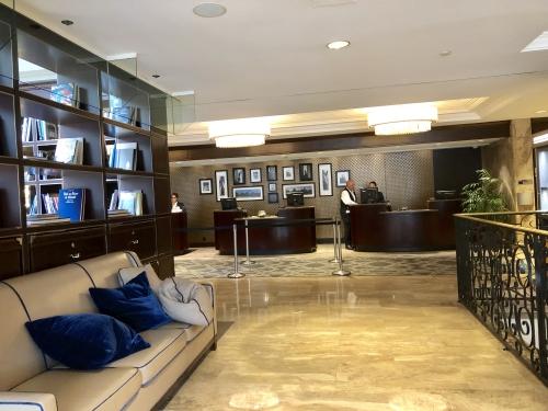 シェラトンモントリオール(Le Centre Sheraton Montreal Hotel)