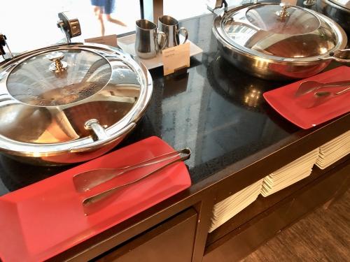 ウェスティンモントリオール朝食
